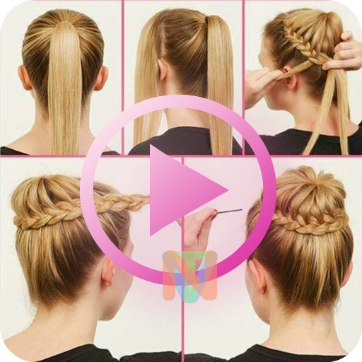 Download Hairstyle Video Tutorial 2019 1116apk Android
