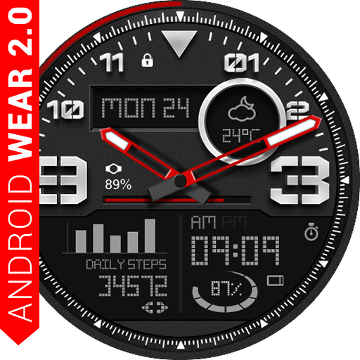 Download N-touch Watch Face 1 0 8(9) apk Android Application