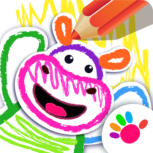 Download Bini DRAW & DANCE! Painting Toddler Coloring Apps 1.0.5.4 ...