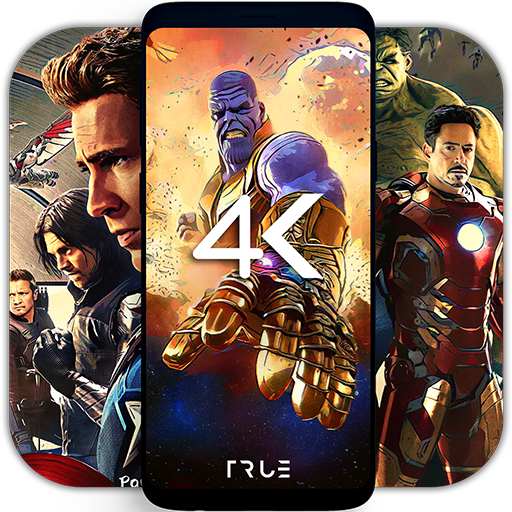 Download 4k Superheroes Wallpapers Live Wallpaper Changer 1 2 4 17