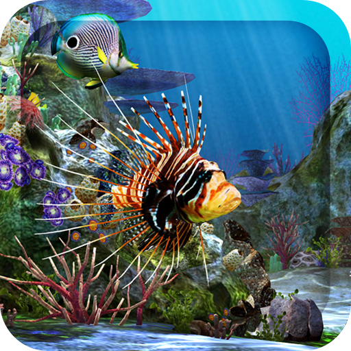 Download 3D Aquarium Live Wallpaper HD 1.6.3(63).apk