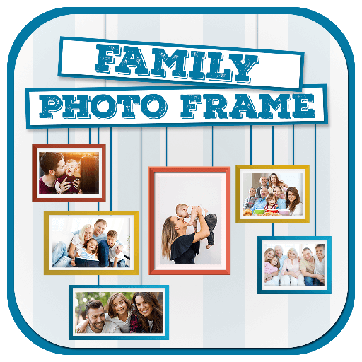 Download Family Photo Frame 2018 123apk Android Application