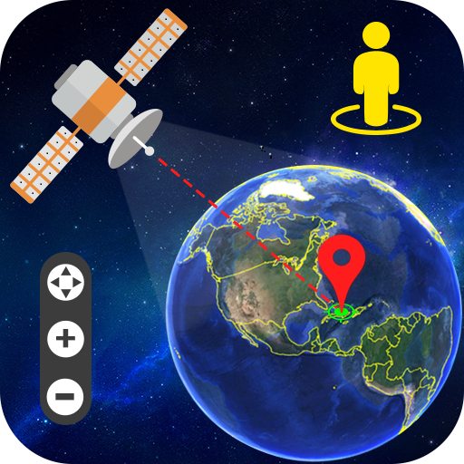 Download Live Earth Map Satellite View Gps Tracking 1 1 2 Apk