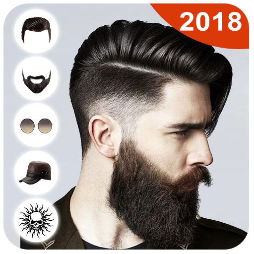 Download Man Hairstyle Photo Editor 2018 111212apk Android